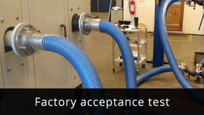 danarctica-factory-acceptance-test